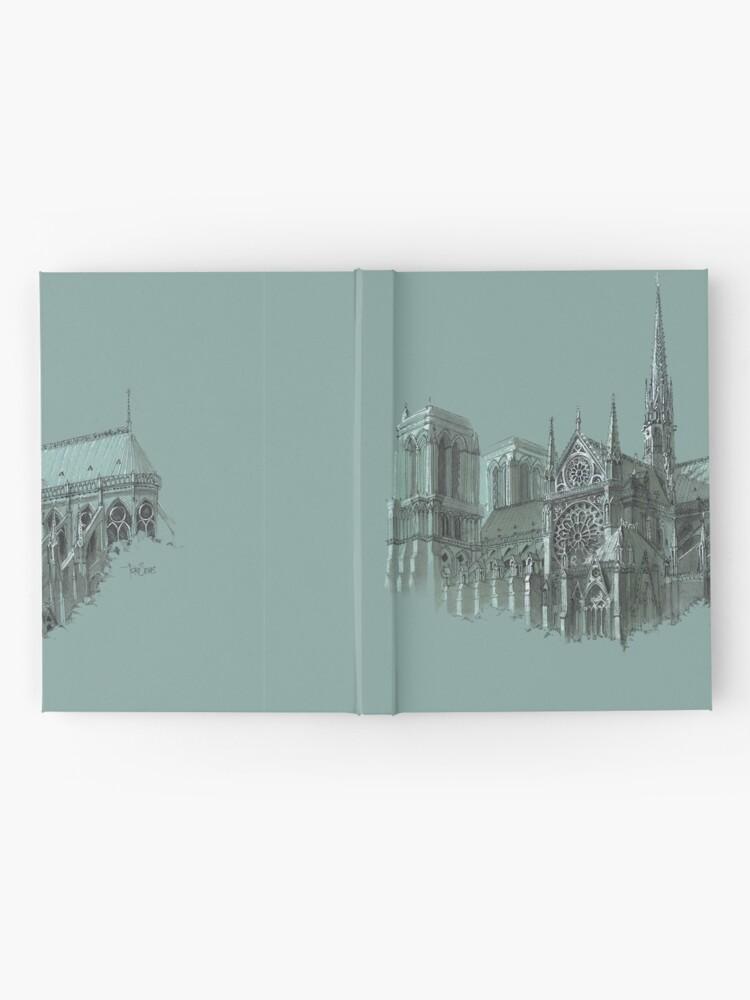 Alternate view of Notre-Dame de Paris Hardcover Journal