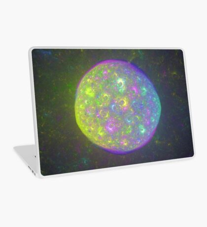 I also have another planet. #Fractal Art Laptop Skin