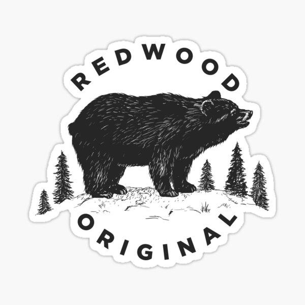 Redwood Original SOA Ours Sticker