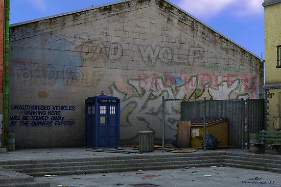 Bad Wolf by thunderossa