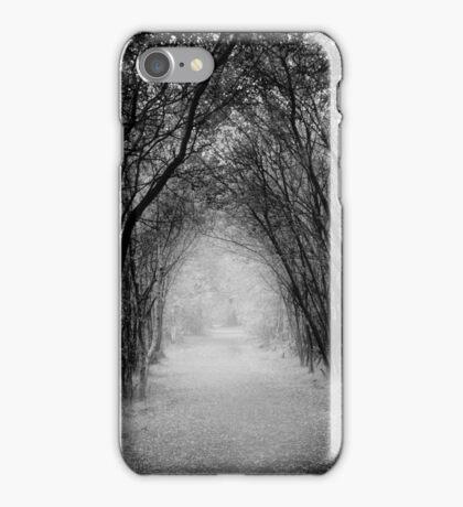 Dark Pathway iPhone Case/Skin
