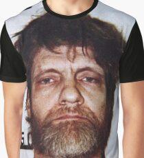 Unabomber waifu pillow Graphic T-Shirt