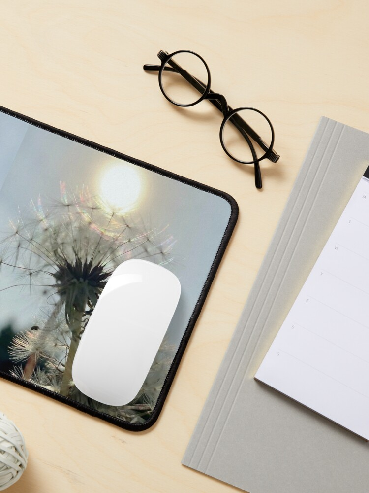 Alternate view of SUN DANDELION BY YANNIS LOBAINA Mouse Pad