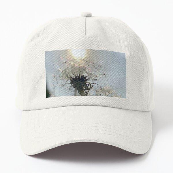 SUN DANDELION BY YANNIS LOBAINA Dad Hat