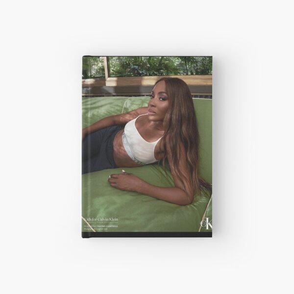 Naomi Campbell Calvin Shoot Hardcover Journal