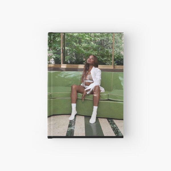 Naomi Campbell Hardcover Journal