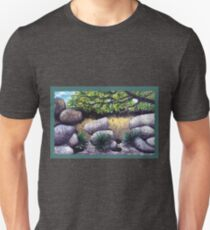 Tree and Boulders T-Shirt