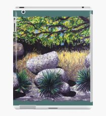 Tree and Boulders iPad Case/Skin