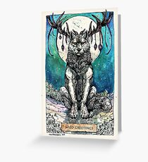 Wild Greetings Greeting Card