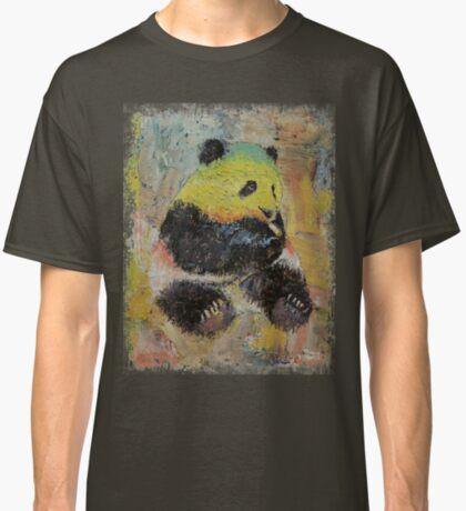 Rasta Panda Classic T-Shirt