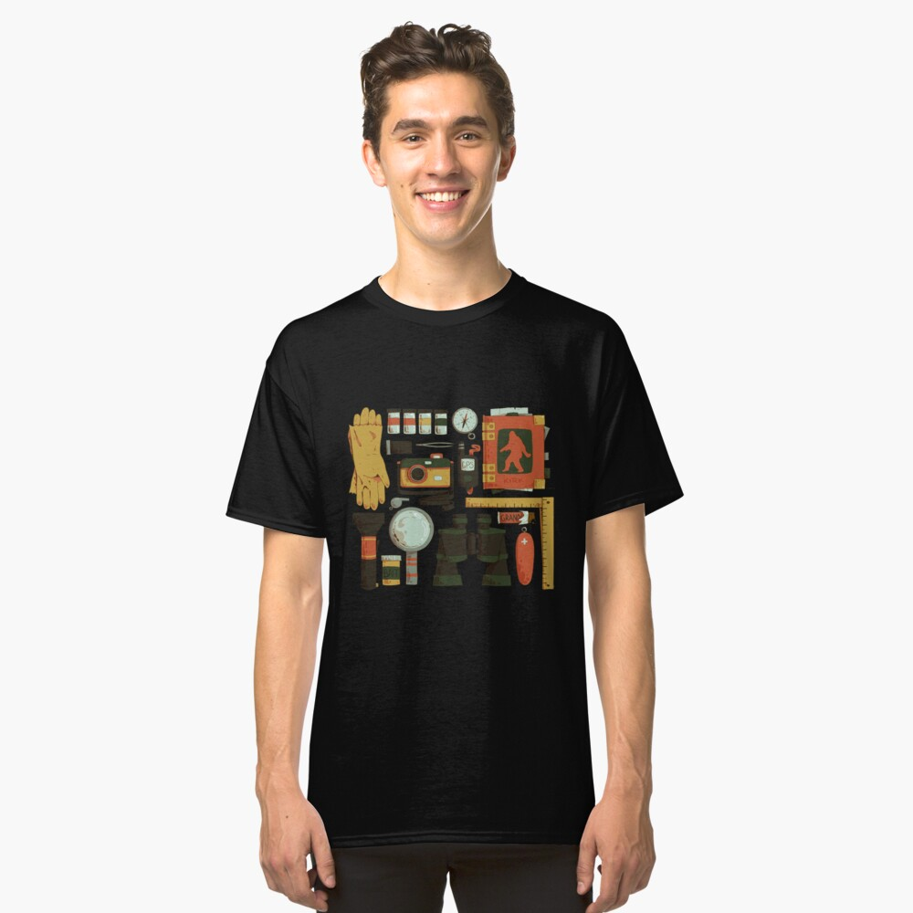 Cryptid Jagd Classic T-Shirt