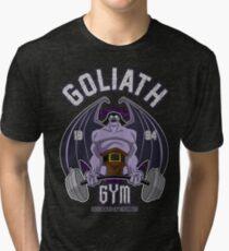 Goliath Gym Tri-blend T-Shirt