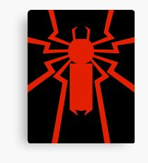 Thundering Spider Canvas Print