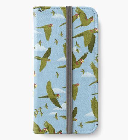 Parakeet Migration Étui Portefeuille iPhone