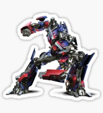 Transformers (Optimus Prime) (Movie) Sticker