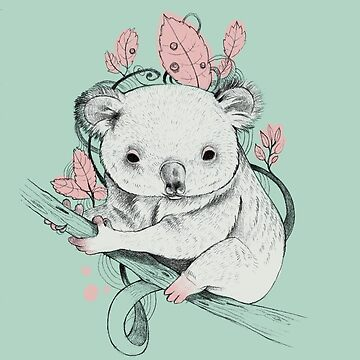 Koala! by CandyRainbow