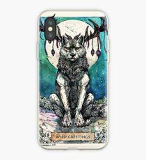 Wilde Grüße iPhone-Hülle & Cover