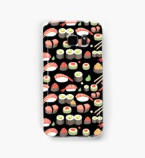delicious Japanese sushi   Samsung Galaxy Case/Skin