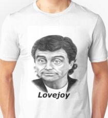 Ian McShane plays Lovejoy Unisex T-Shirt