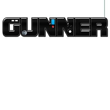 GUNNER (no ID #) by igotashirt4u