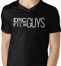 Classic Epic Film Guys Logo  Men's V-Neck T-Shirt