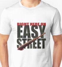 The Walking Dead - Easy Street Unisex T-Shirt