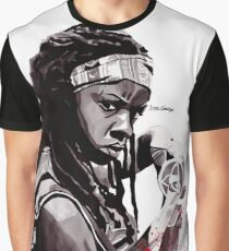 Michonne Graphic T-Shirt
