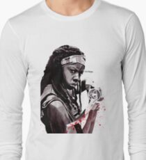 Michonne Long Sleeve T-Shirt