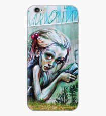 What is wrong with you mankind? iPhone Case
