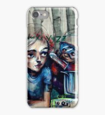 Laboratory of thoughts (work in progress) iPhone Case/Skin