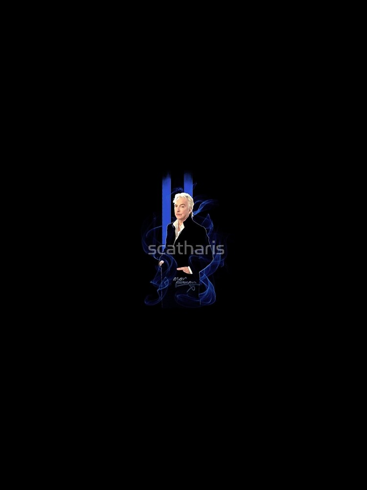 """Alan Rickman """"Blue Note"""" by scatharis"""