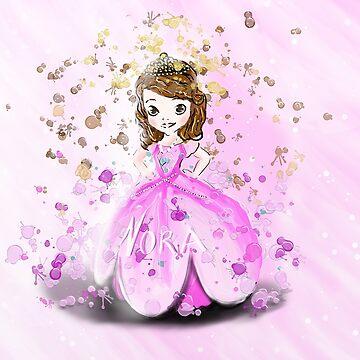 Princess Nora2 by paintingsofi