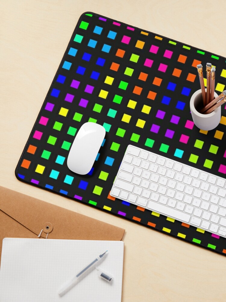 Alternate view of chromatic odissey Mouse Pad