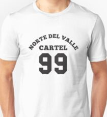 Don Diego 99 Norte del Valle Cartel Colombia Unisex T-Shirt