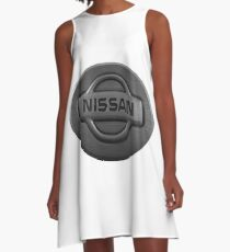 NISSAN A-Line Dress