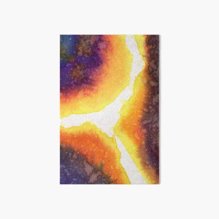 Node Art Board Print