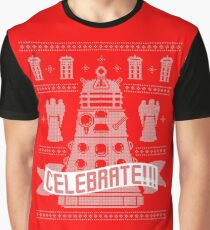 CELEBRATE!!! Graphic T-Shirt