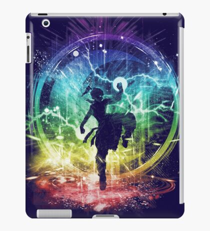water tribe storm iPad Case/Skin