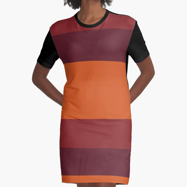 Lines 2 - NESCI Graphic T-Shirt Dress