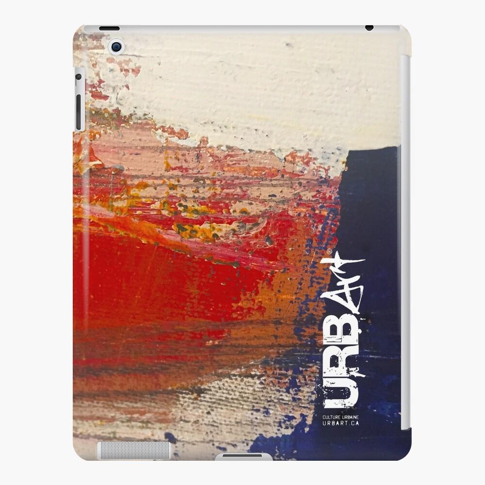 Coque et skin adhésive iPad «UrbArt® - Art-01»