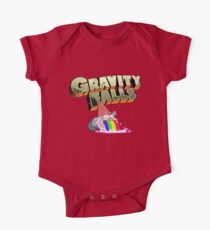 gravity falls gnome puke One Piece - Short Sleeve