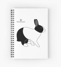 Dutch Rabbit, Britannia Petite Spiral Notebook