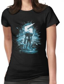 samus storm Womens Fitted T-Shirt