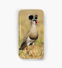 Plover Talk - Funny Nature and Entertaining Wildlife Samsung Galaxy Case/Skin