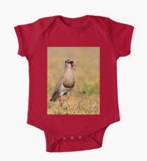 Plover Talk - Funny Nature and Entertaining Wildlife One Piece - Short Sleeve