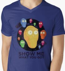 Show me what you got - space (Rick and Morty) T-Shirt