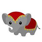 Elephant by kieutiepie