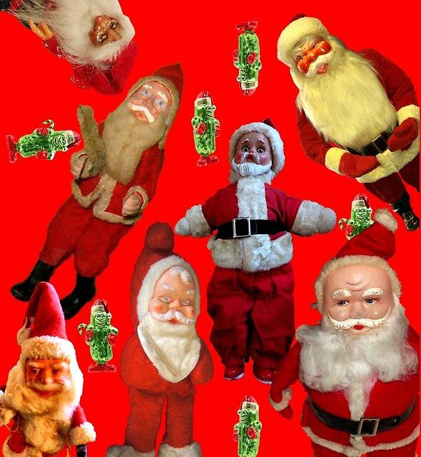 Hässliche Weihnachten Awesomeness Santa Pickle von hilda74
