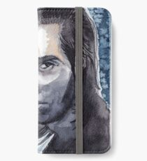 Nick Cave watercolor iPhone Wallet/Case/Skin