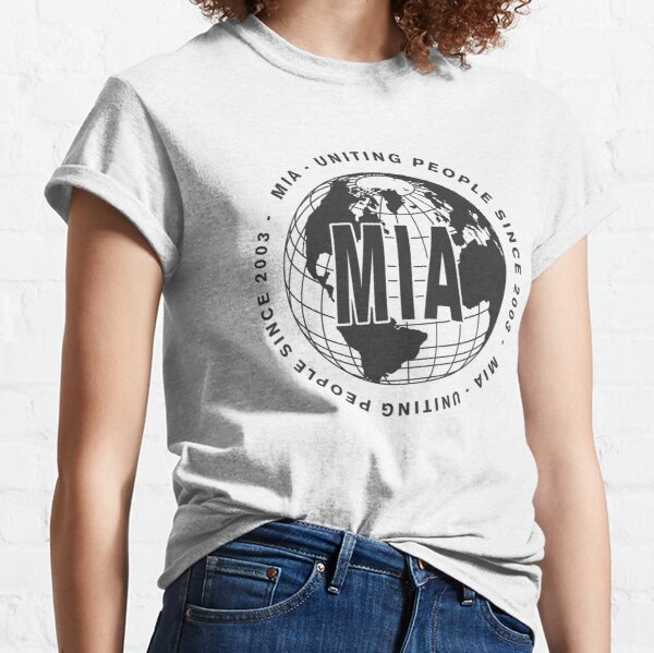 Uniting People Since 2003 Classic T-Shirt